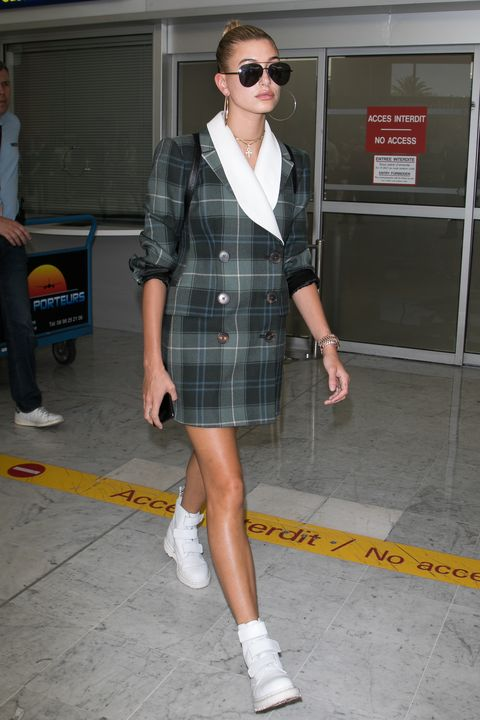 celebrity sightings at nice airport   the 70th annual cannes film festival