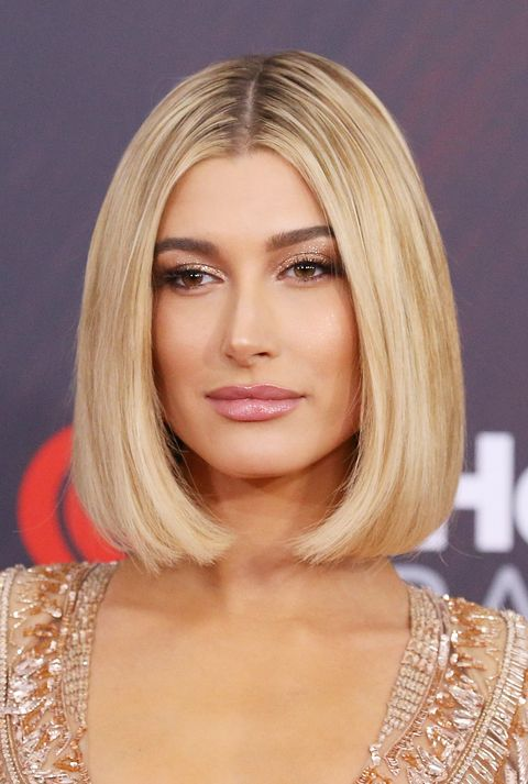 Bob Hairstyles — Hailey Baldwin