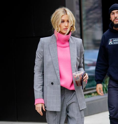 Celebrity Sightings In New York City - February 11, 2019