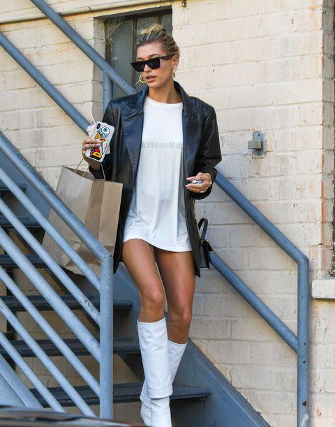 Celebrity Sightings In Los Angeles - September 17, 2019