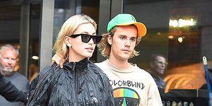 Hailey Baldwin presume deanillo decompromiso en compañía de Justin Bieber