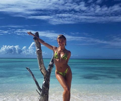 Sky, Vacation, Bikini, Fun, Beach, Sea, Summer, Swimwear, Ocean, Caribbean,