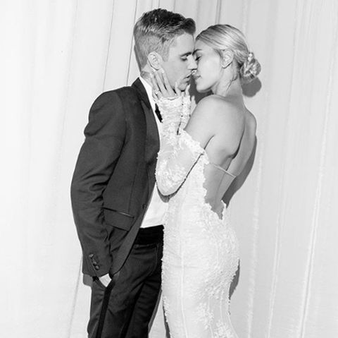 Justin Bieber And Hailey Bieber Release Never-Before-Seen Wedding