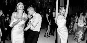 Hailey Bieber wedding