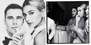 Hailey Baldwin's wedding day