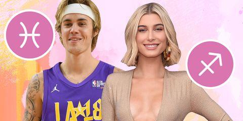 Justin Bieber Hailey Baldwin Compatibility — Signs Love Astrology