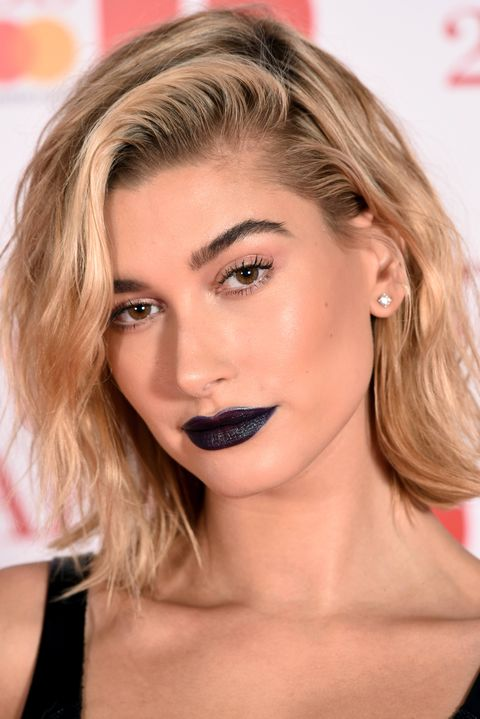 Hailey Baldwin make-up