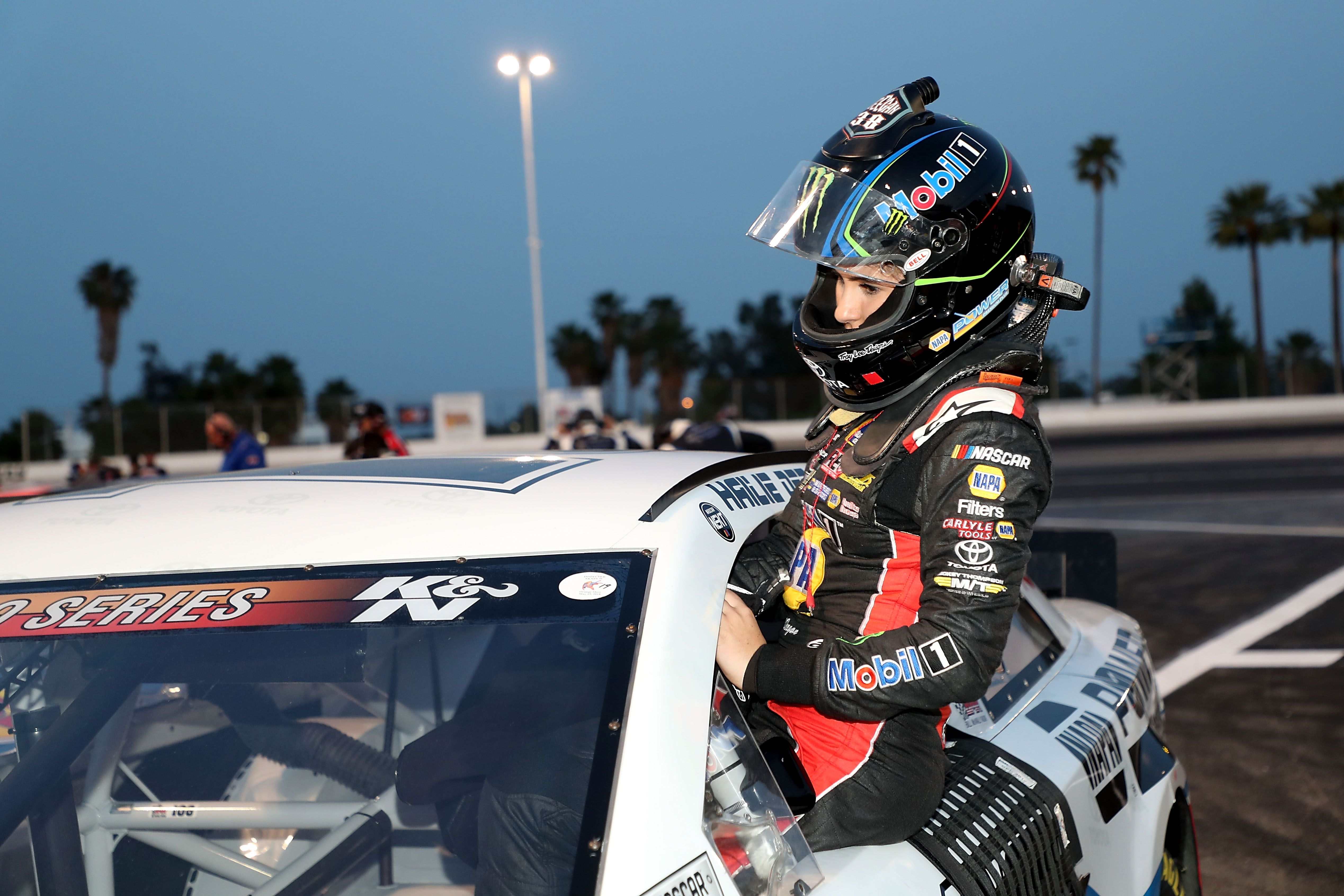 Like It or Not: Danica Comparisons Are Coming for Hailie Deegan