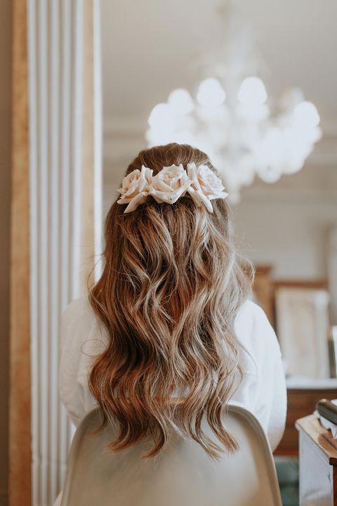 Lydia Millen wedding
