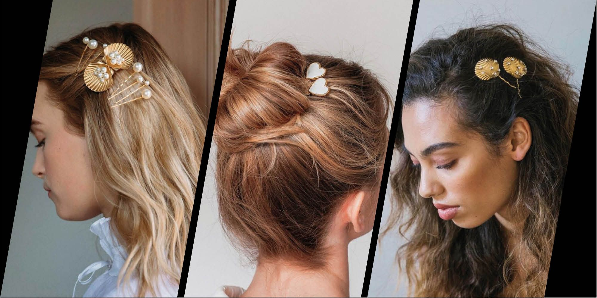 12 ways to style delicate hair accessories