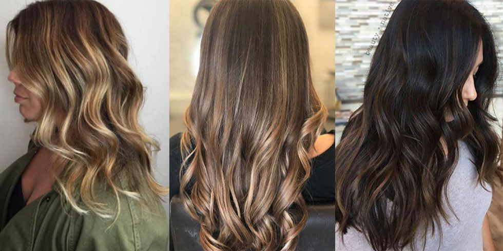 Hair Style And Color: 20 Hair Color Ideas And Styles For 2019