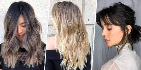 Fall 2017 Winter 2018 Hair Color Trends And Ideas