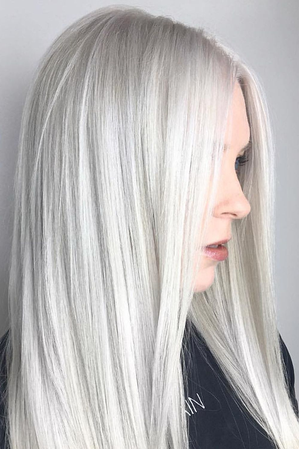 white and black hair color styles 6 best hair color trends 2018 top hair colors of the year 7487