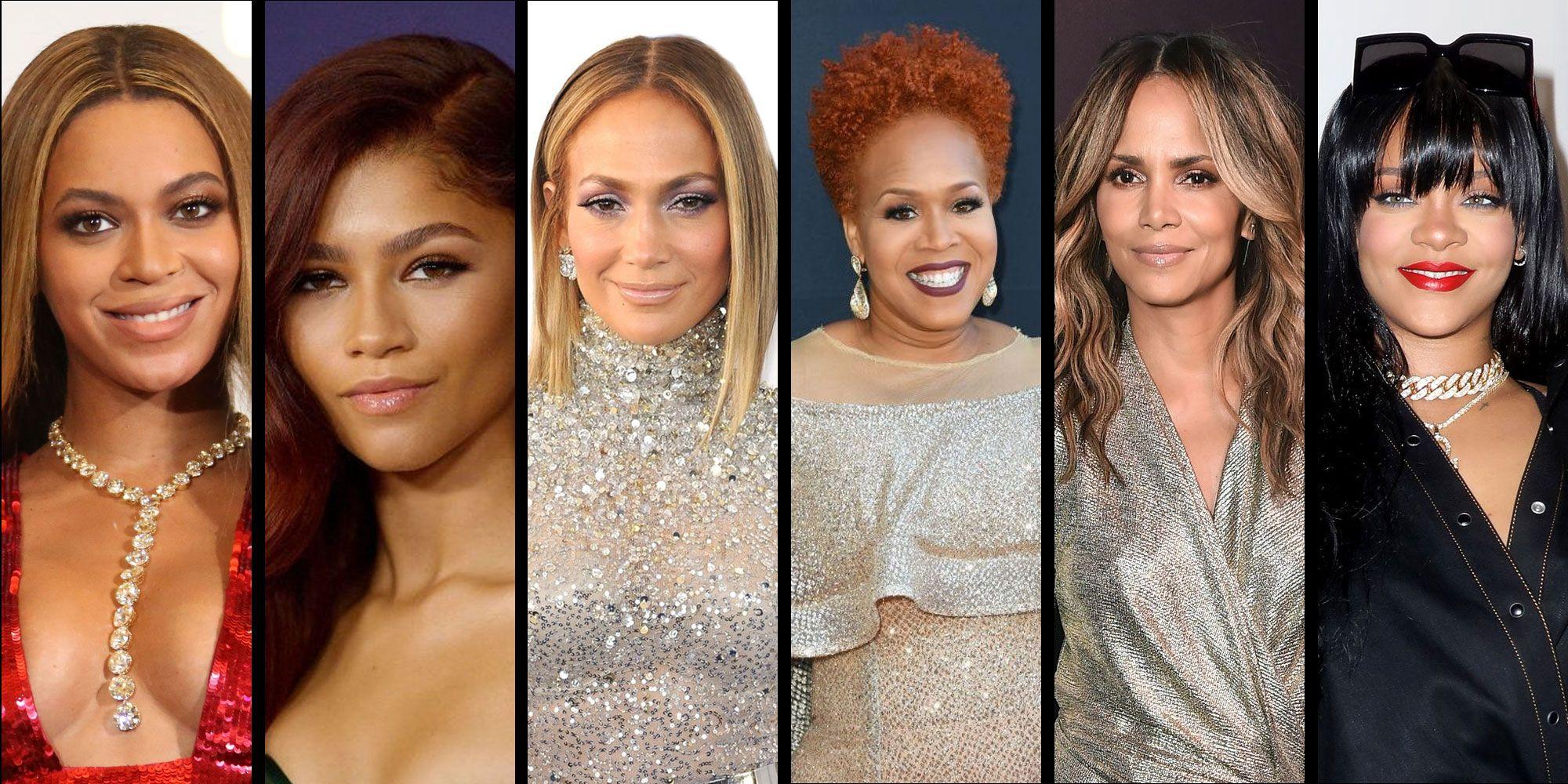 20 Hair Color Ideas for Dark Skin   Hair Colors for Black Women