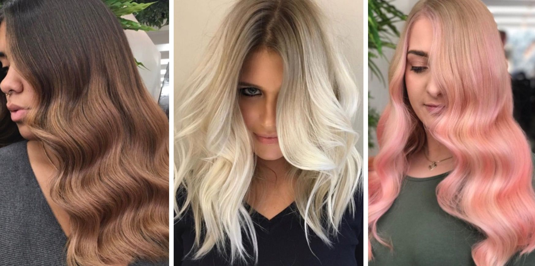 What Hair Colour Will Suit You Mistakes To Avoid - Hairstyle colour photo