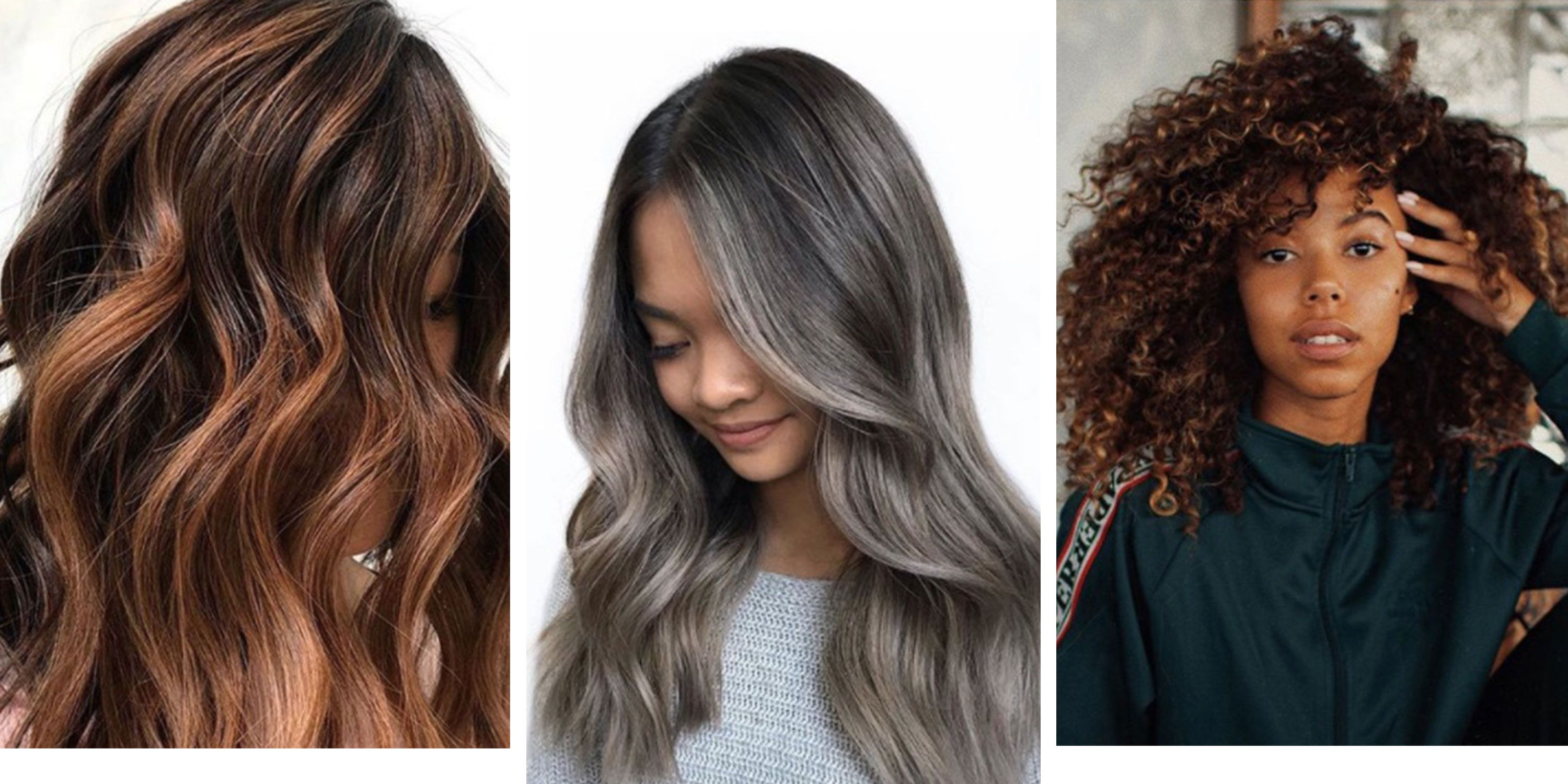Winter Hair Colour Trends 8 Shades That Are Too Pretty For Words
