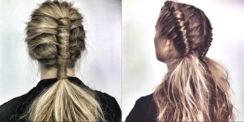 The 'Pipe Braid' Is The Dreamiest Bohemian Hairstyle To Ever Hit Festival Season
