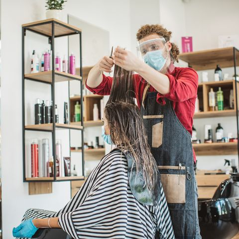 is it safe to return to salons during covid 19