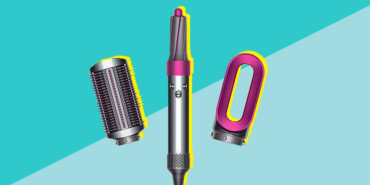 SALE: Amazon Just Secretly Marked Down Dyson's Popular Airwrap Hair Styler for President's Day