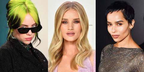 Summer 2020 Hair Color Ideas Inspo From Celebrities