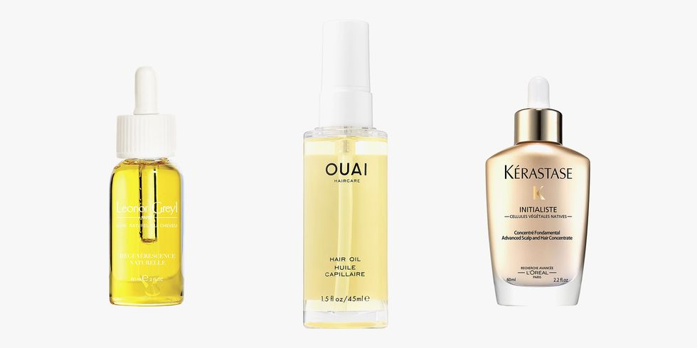 10 Hair Growth Oils That Will Turn You Into Rapunzel