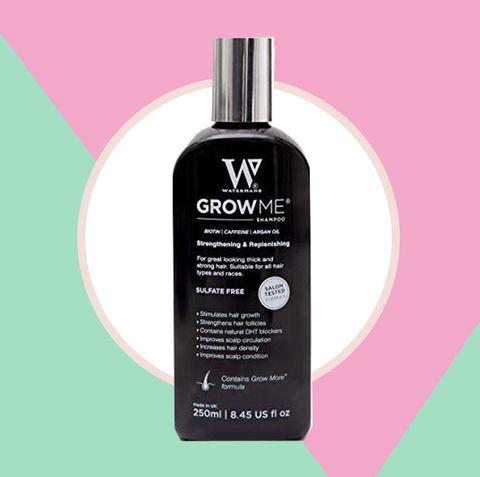 hair growth shampoo   women's health uk