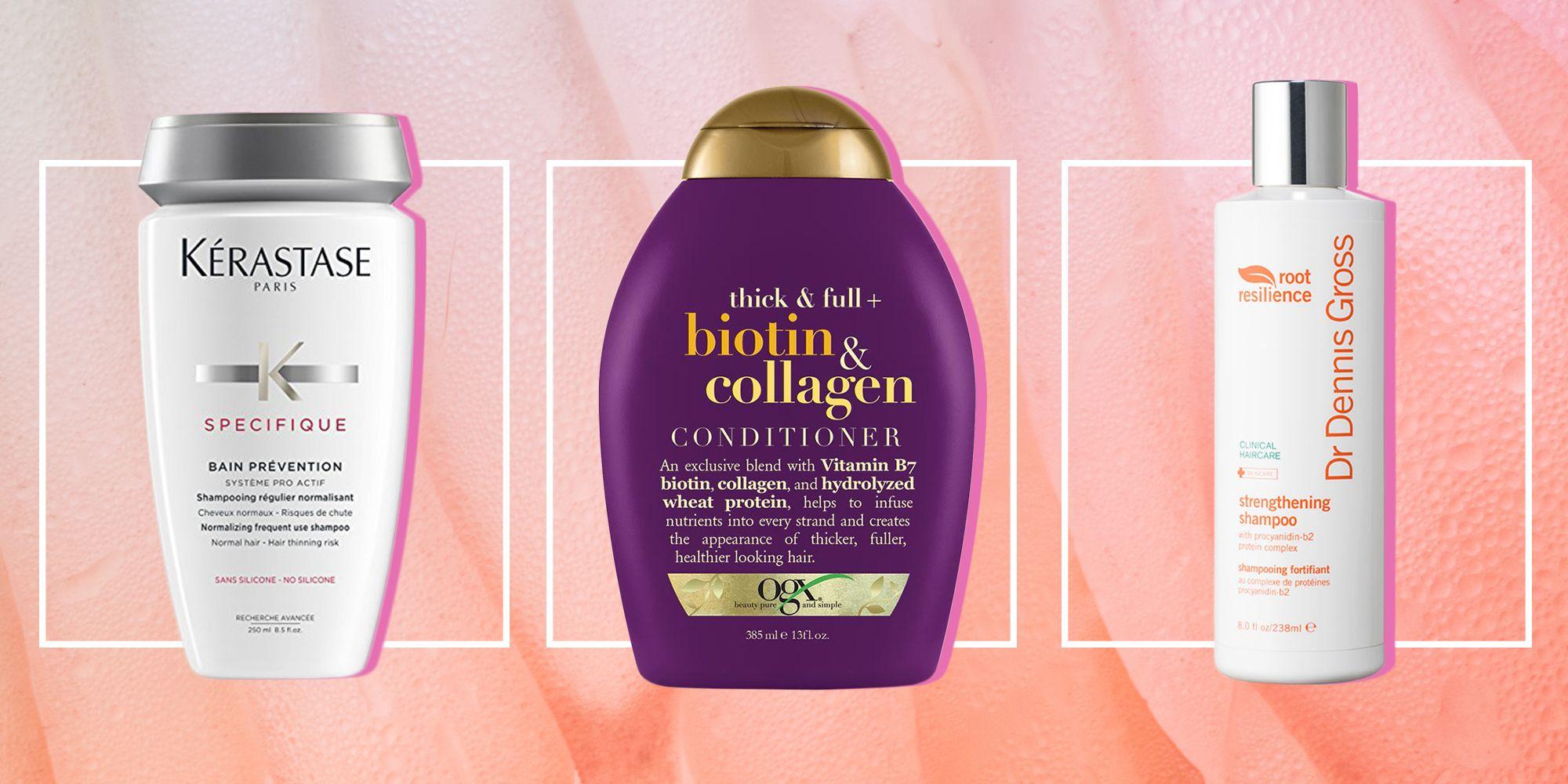 8 Hair Growth Shampoos That'll Make Your Hair Super Luscious