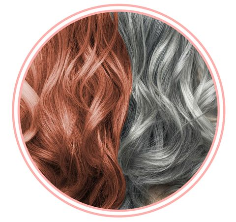 transitioning from color to gray