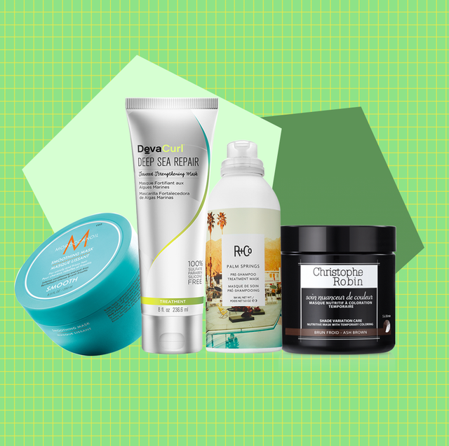 The 16 Best Hair Masks For Damaged Hair 2020