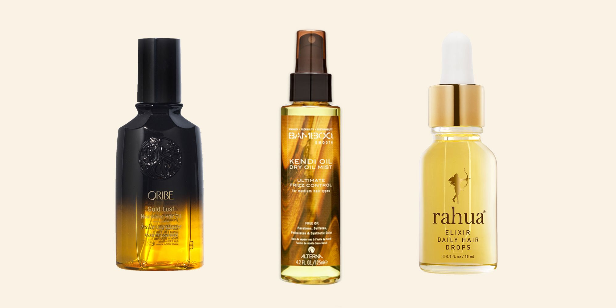 19 Hair Oils to Bring Your Hair Back to Life No Matter How Damaged It Is