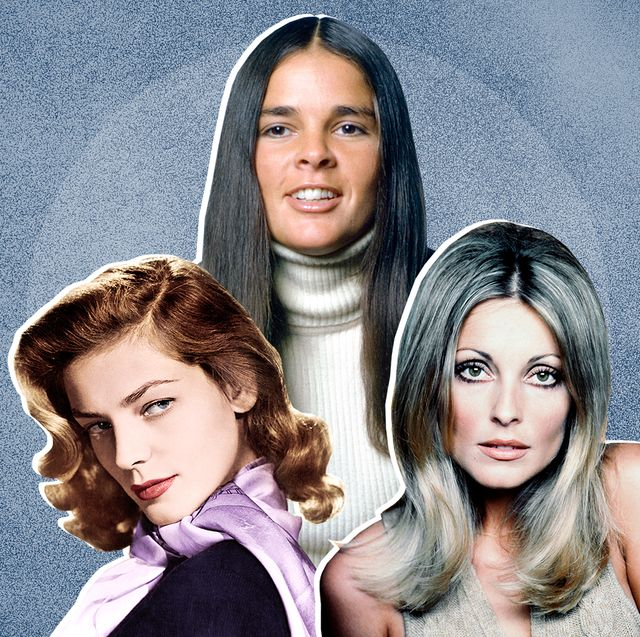 iconic hair parts throughout history