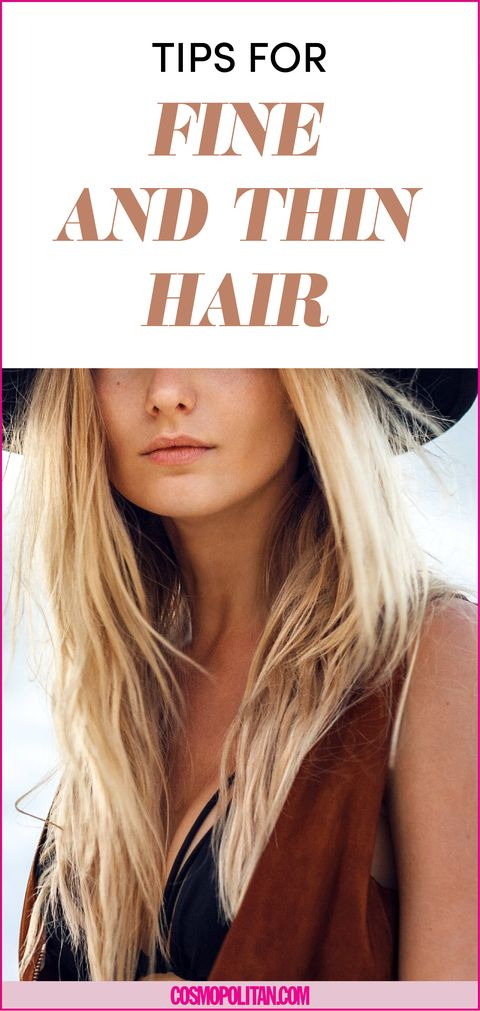 Fine Hair Tips And Styling Guide Best Products For Fine Hair