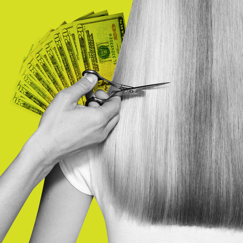 How Much Tip Hair Dresser Christmas 2020 How Much to Tip Your Hairdresser for Haircuts and Colors 2020