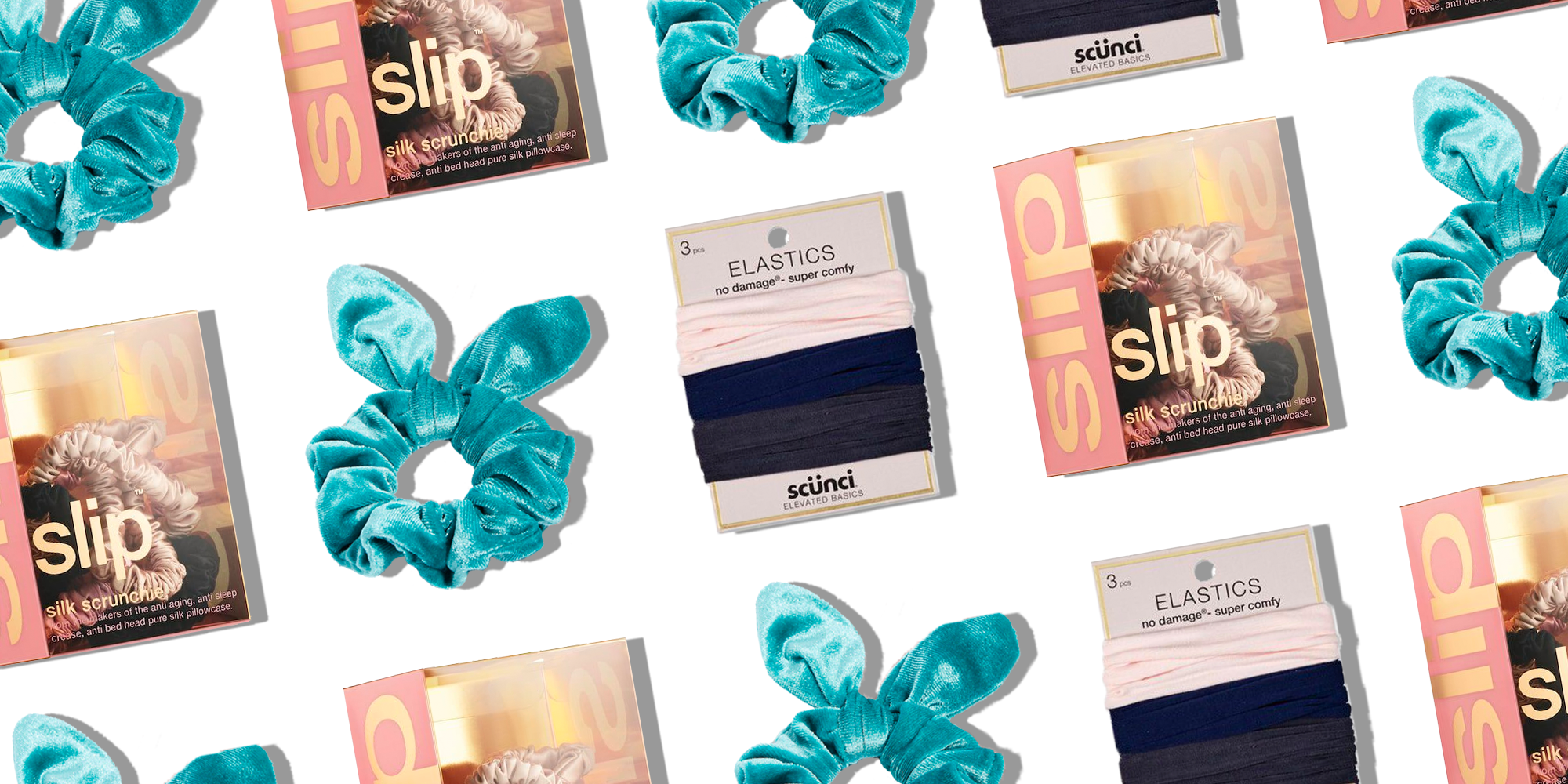 10 no crease hair ties that are gentle and won't damage hair