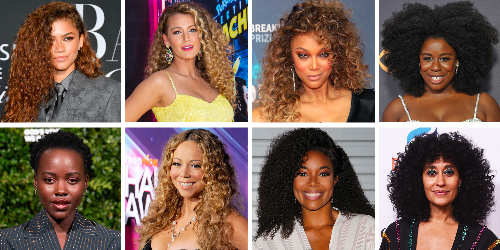 All the Natural Hair Types and Curl Patterns, Explained