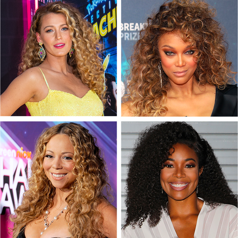 All The Natural Hair Types And Curl Patterns Explained