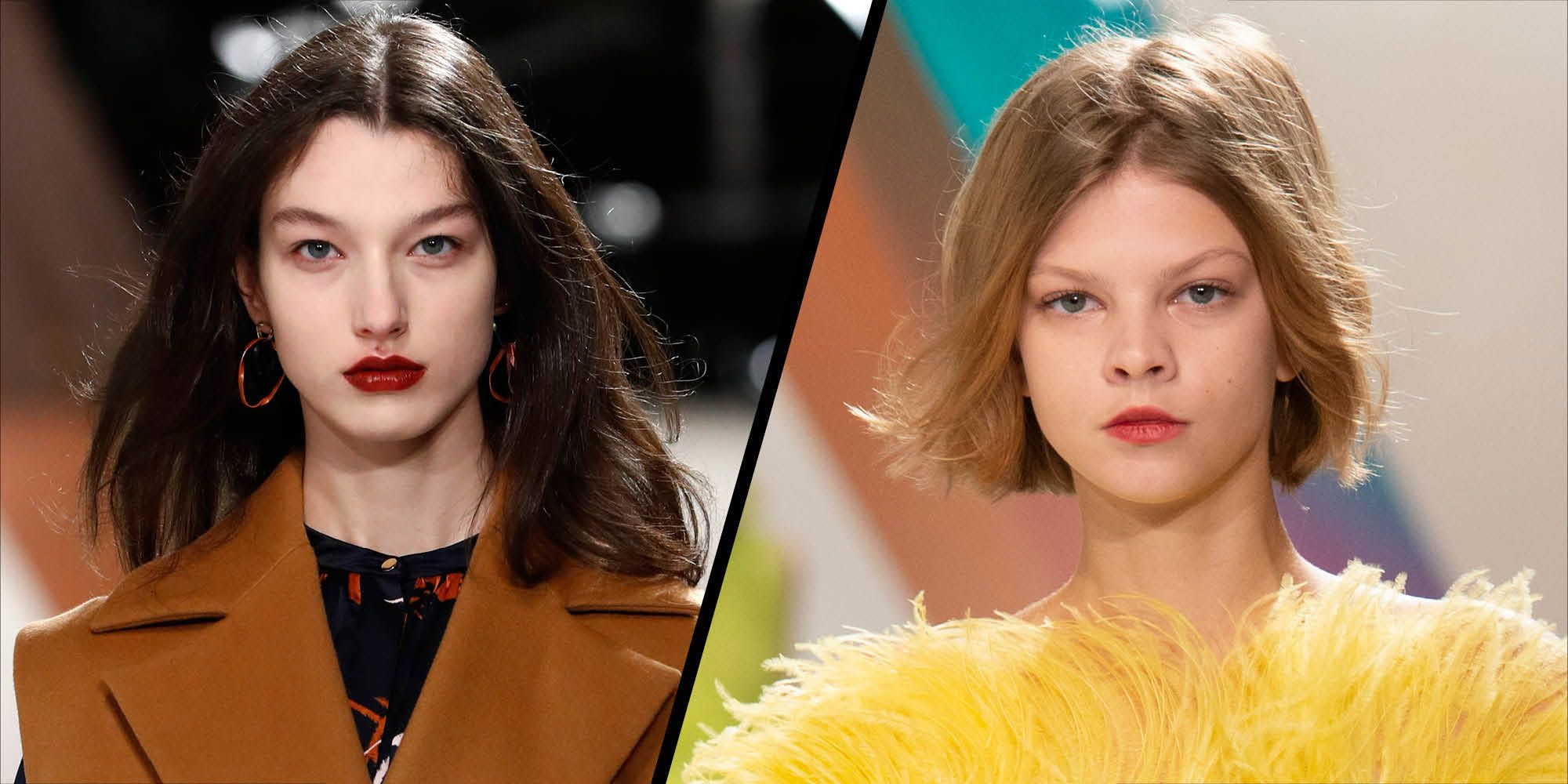 The simple trick used backstage at Fashion Week to achieve natural volume in your hair
