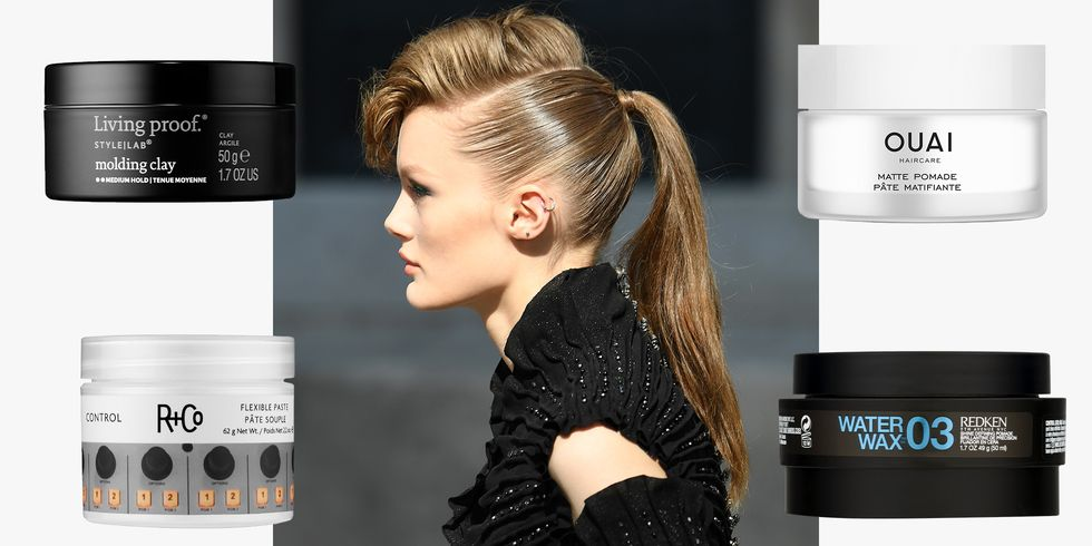 8 Hair Waxes to Use When You Really Need a Style to Stick
