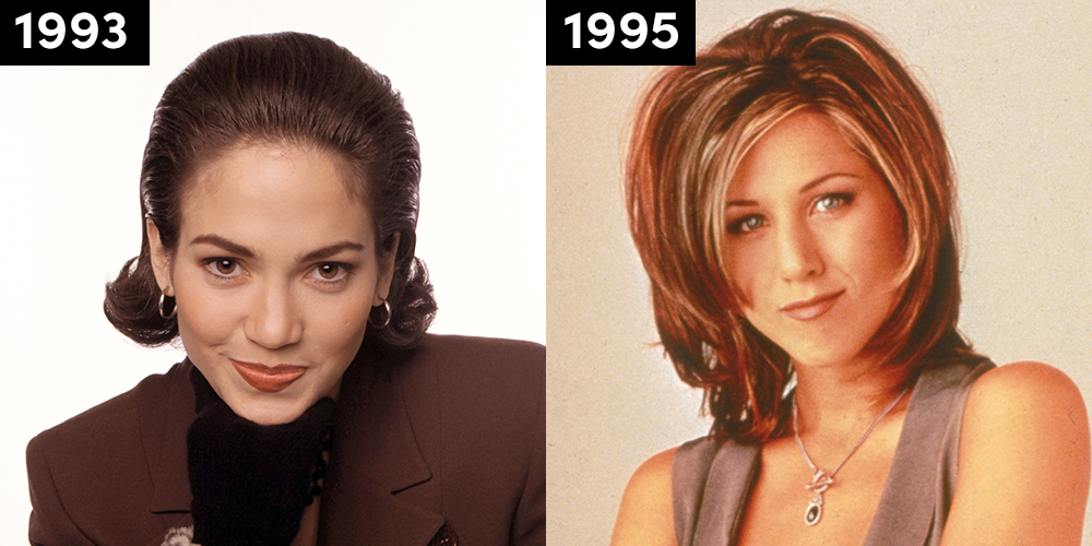 The Most Popular Hairstyles From The Last 50 Years