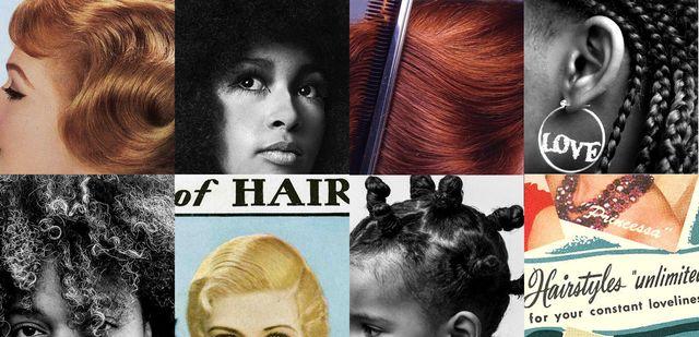 hair collage lead