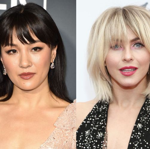 40 Best Hairstyles With Bangs Photos Of Celebrity Haircuts