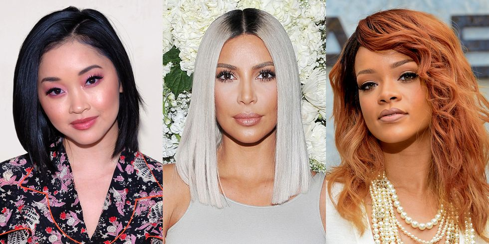 5 Hair Colors That Will Make You Stand Out in 2019