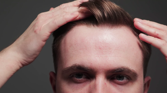 This Guy Just Shared 5 Tips For Hiding A Receding Hairline