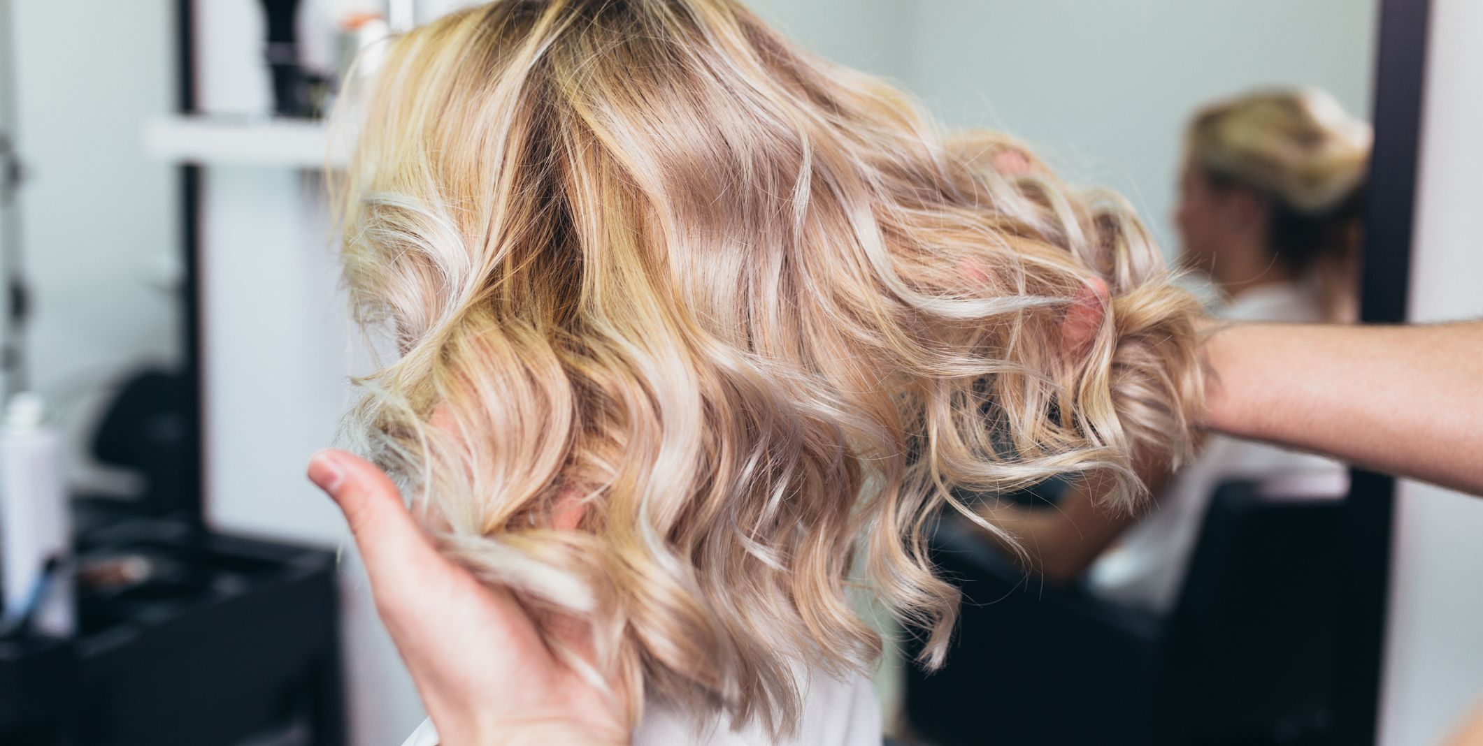We've finally figured out why our blonde hair keeps going brassy