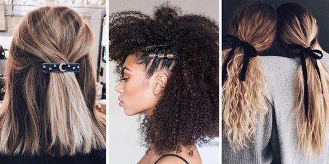 hair trends 2018 hairstyles hair colours trends you need to try