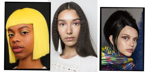 Hair Trends 2019 - Hairstyles And Hair Colours To Try This Year