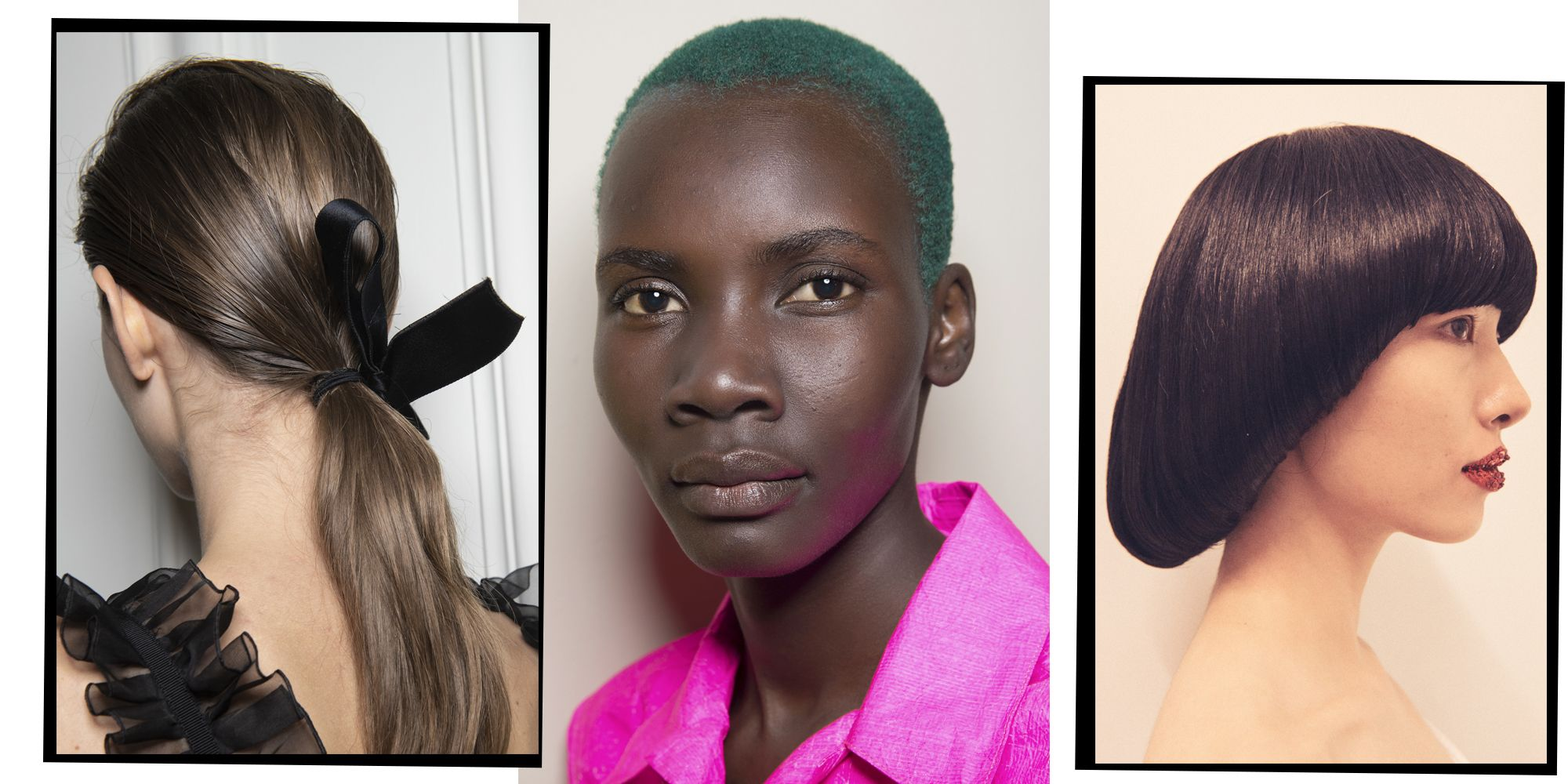 Hair Trends 2020 , Hairstyles And Hair Colours To Try This Year