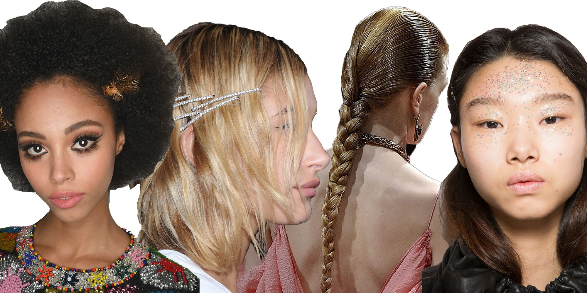 Autumn Hair Trends For 2018 Best Aw18 Autumn Runway Hairstyle Trends