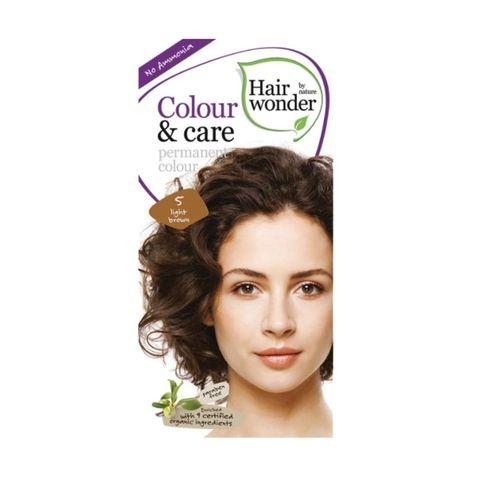 hairwonder colour  cale haarverf zonder ammoniak