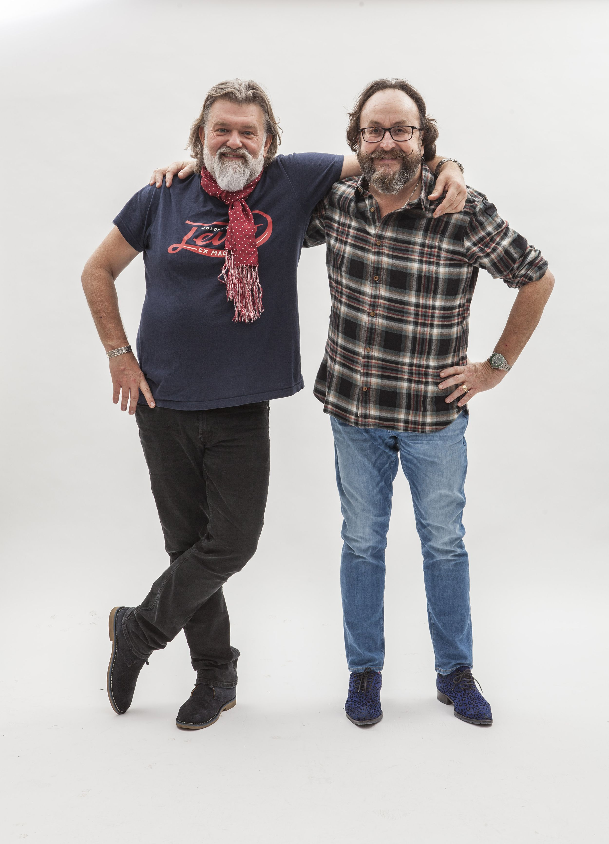 Hairy Bikers' Dave Myers on his favourite foodie holiday locations